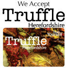 We accept Truffle Herefordshire